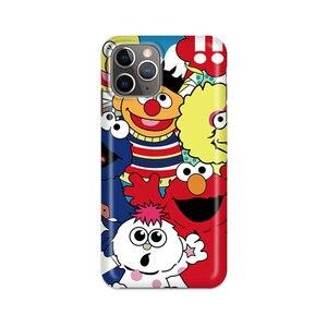MESKINS Sesame street cartoon samsung S20Ultra following huawei Mate30pro apple 11 promax/Xs
