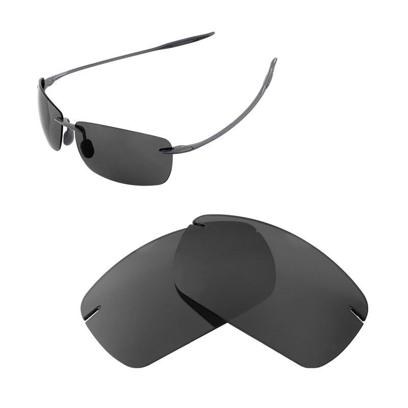 Walleva-عدسات مستقطبة بديلة ، لنظارات Maui جيم المضيئة MJ423 ، الولايات المتحدة الأمريكية ، الشحن