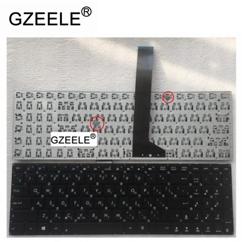 Teclado Do Laptop Russa para Asus X501 GZEELE X501A X501U X501EI X501XE X501XI x502 S501U R502A R502U RU Com mensagens de rosca