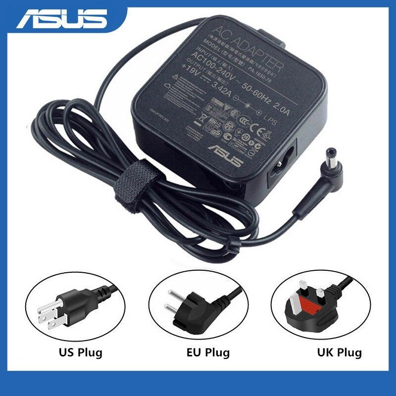 PA-1650-78 19в 3.42A адаптер переменного тока зарядное устройство для Asus X450 X450CA X450CC X450VC X502 X502CA X550 X550CA X550 зарядное устройство для ноутбука