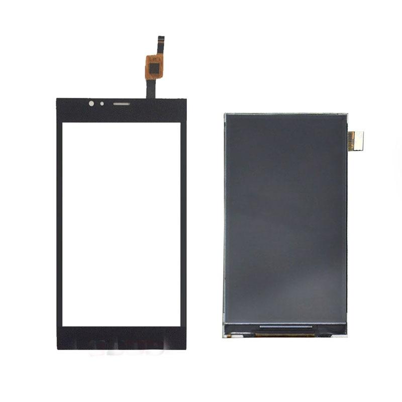 Para pantalla alta potencia pura LCD pantalla táctil digitalizador Lcd Sensor reemplazo completo marco de montaje