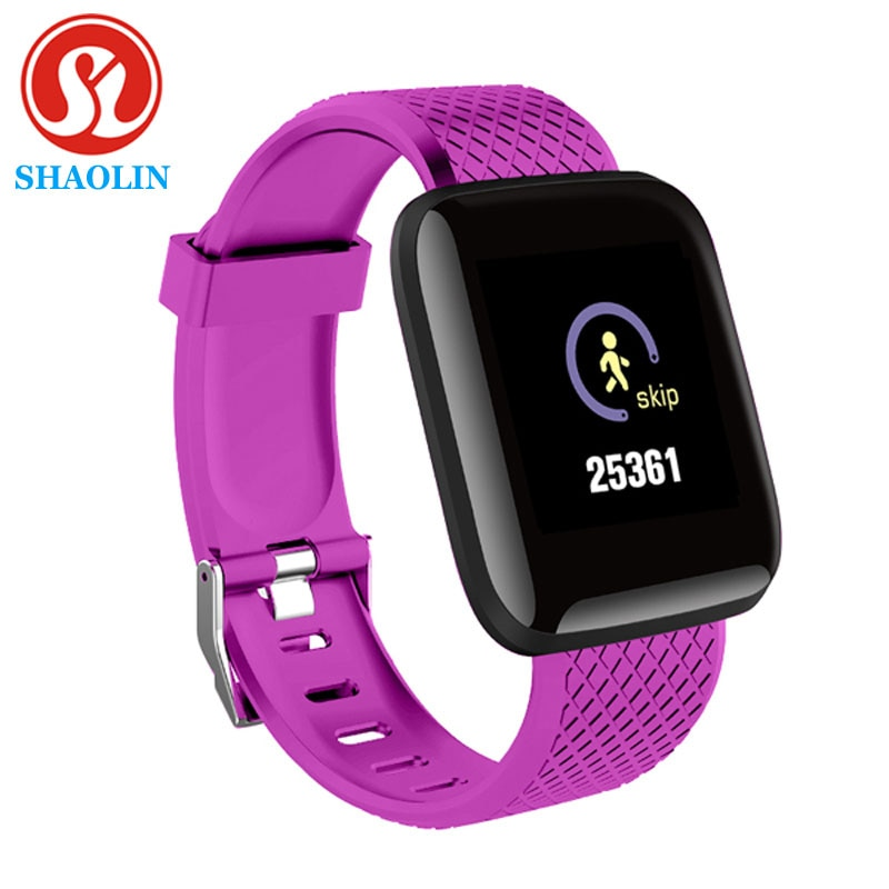Digital Watch Smart Android Wristband Sport Fitness Blood Pressure Heart Rate Call Message Reminder