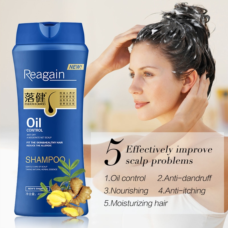 Hair Growth Shampoo Anti Hair Loss Shampoo Hair Care Products Hair Regrowth Treatment Conditioner Th