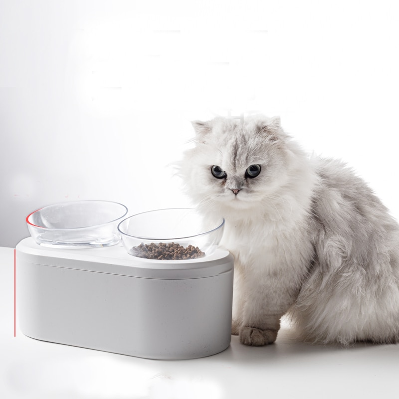 Миски для домашних животных, большие пространства, питатель для воды, PS, смола, миска для кошек, собак, щенков, кошек, домашних животных, товар...