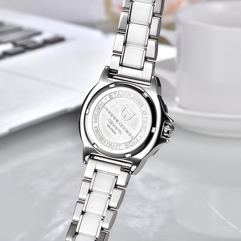 PAGANI Design New Fashion Sports Men's And Women's Stainless Steel Quartz Watch Japanese VJ32 Movement Calendar Waterproof enlarge