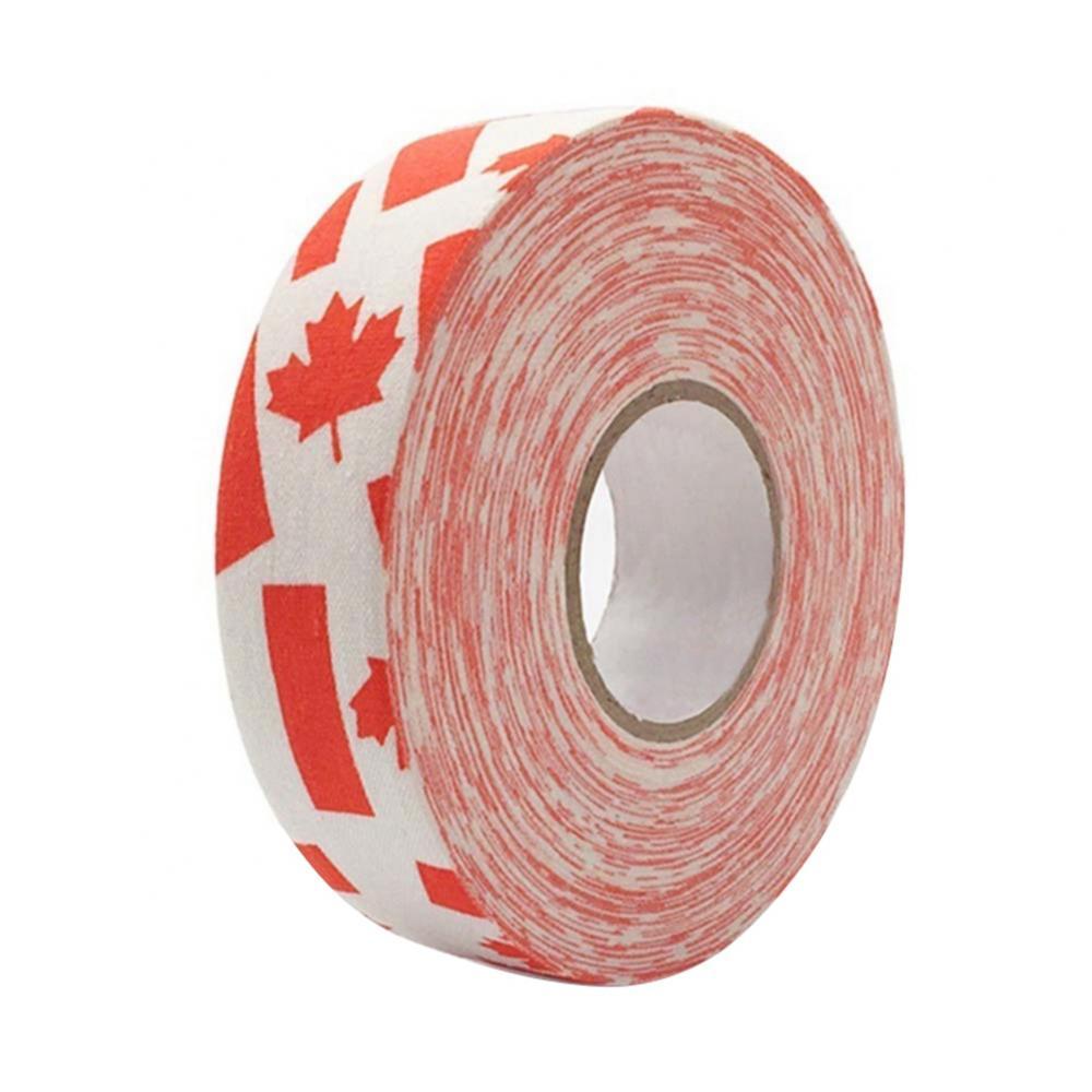 Ice Hockey Bar Tape Suitable for Badminton Handle Bike Grip Anti-slip Cloth Sticky Tape Wearproof Bar Wrap Cloth Ice Roller