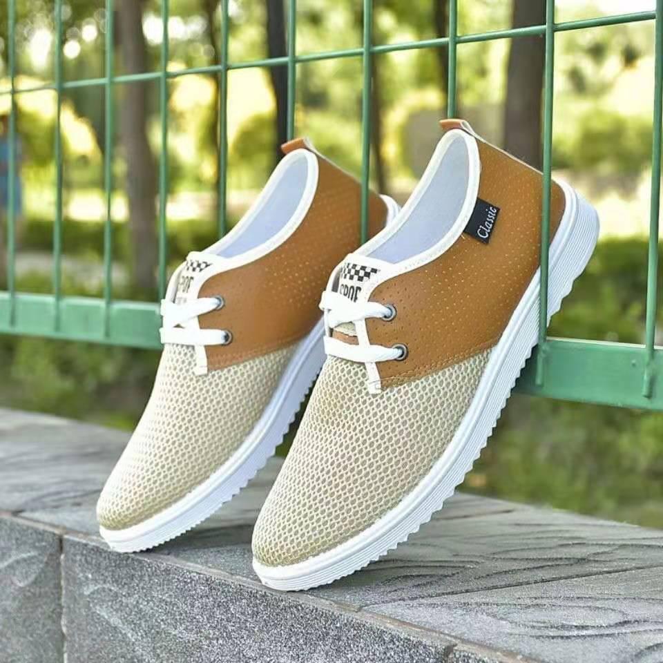 Sapatos de Pano Sapatos de Trabalho Malha de ar Masculino Casual Macio Inferior Confortável Malha Arcteryx Palisade