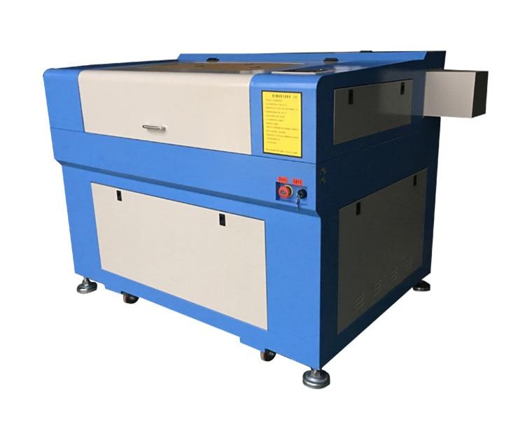 6090 máquina de corte láser CO2 80W máquina de grabado láser equipos láser de industria 9060 cortador láser para madera acrílica Mdf