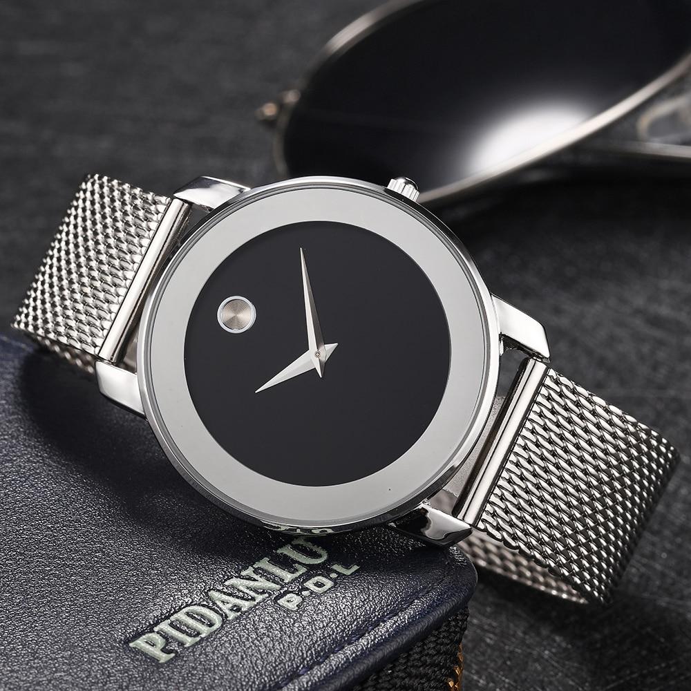 MISSFOX moda relógio feminino à prova dwaterproof água malha fina cinta minimalista relógios de pulso para feminino xfcs quartzo relógio casual horas