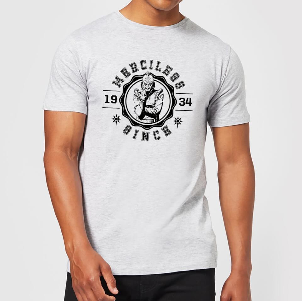 Flash Gordon Merciless Since 34 MenS T-Shirt - Grey