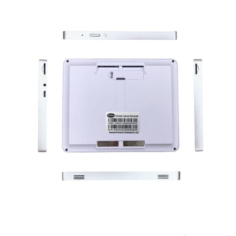 iHome5 WiFi Peephole Door Viewer Video IP Remotely Watching Camera 4 Inch Screen IR Night Vision PIR  Motion Detect Doorbell enlarge