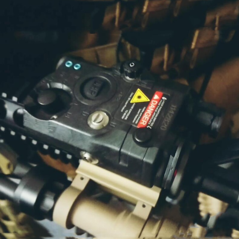 FMA LABOR High Power Funktion PEQ LA5-A Taktische Zubehör Neue Funktionale Labor TOP Qualität für Militär Getriebe M1913