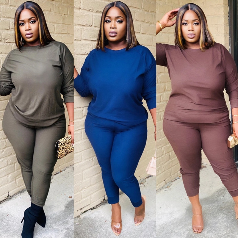 2019 women summer patchwork tank tee top skinny pencil pants suit 2pcs set sporting tracksuit active wear outfit 3 color m6161 New active wear women solid color 2 two piece set long sleeve tee tops long pants suit sweat suit tracksuit female outfit 2xl