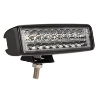 car led work light bar 6 inch 60w led double row driving lamp offroad led light bar for truck offroad 4x4 4wd car suv atv