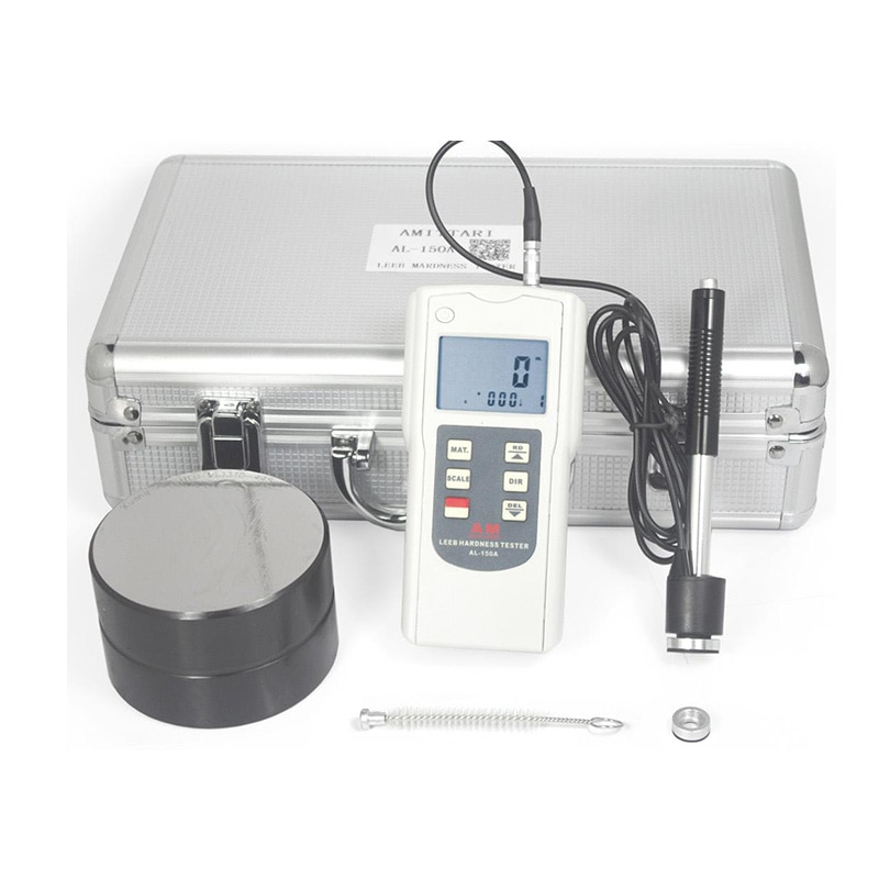 Leeb Hardness Tester AL-150A Portable hardness tester Handheld hardness tester enlarge