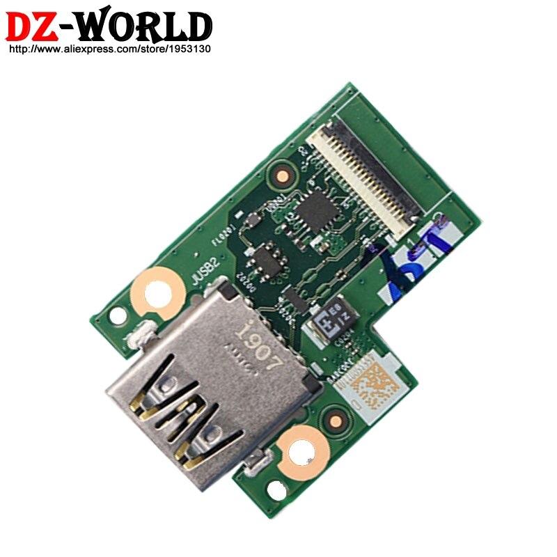 New Original USB Sub Board Card for Lenovo Thinkpad T490 T590 P43S P53S Laptop NS-B901 02HK995