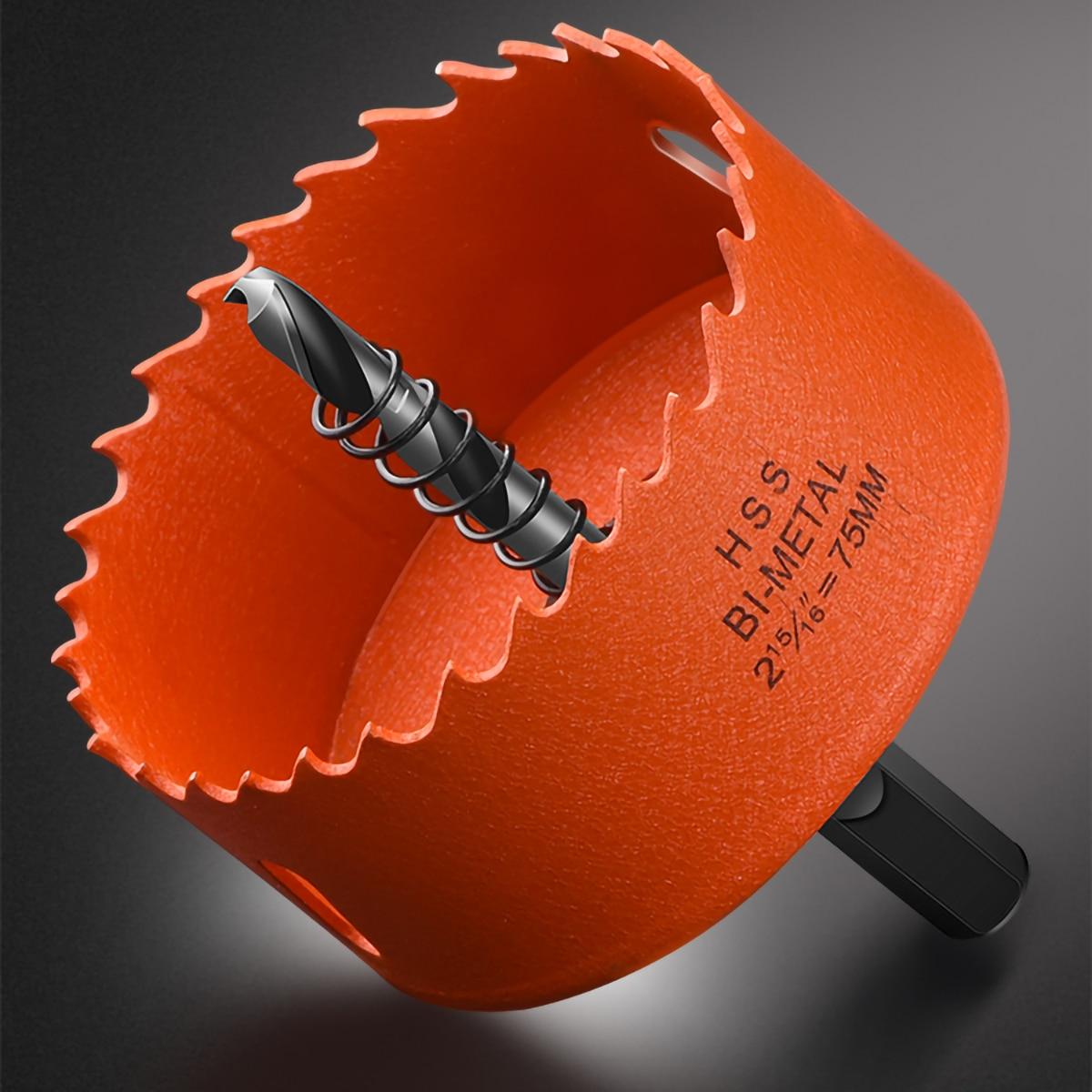 1 قطعة مناشير حفرة 180 مللي متر-250 مللي متر M42 ثنائية المعادن مثقاب الخشب القاطع النجارة أدوات قطع المعادن البلاستيك الحديد أدوات يدوية