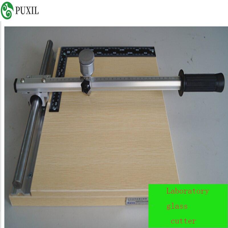 Laboratory glass cutter machine Small-area conductive glass silica gel plate cutting machine Laboratory glass cut machine 1pc