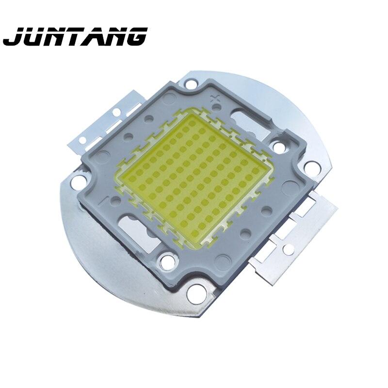Led de alta potencia de chips bridgelux de EE UU lámpara led COB 70W 35/45MIL chip oro alambre de cobre soporte led perlas de la lámpara