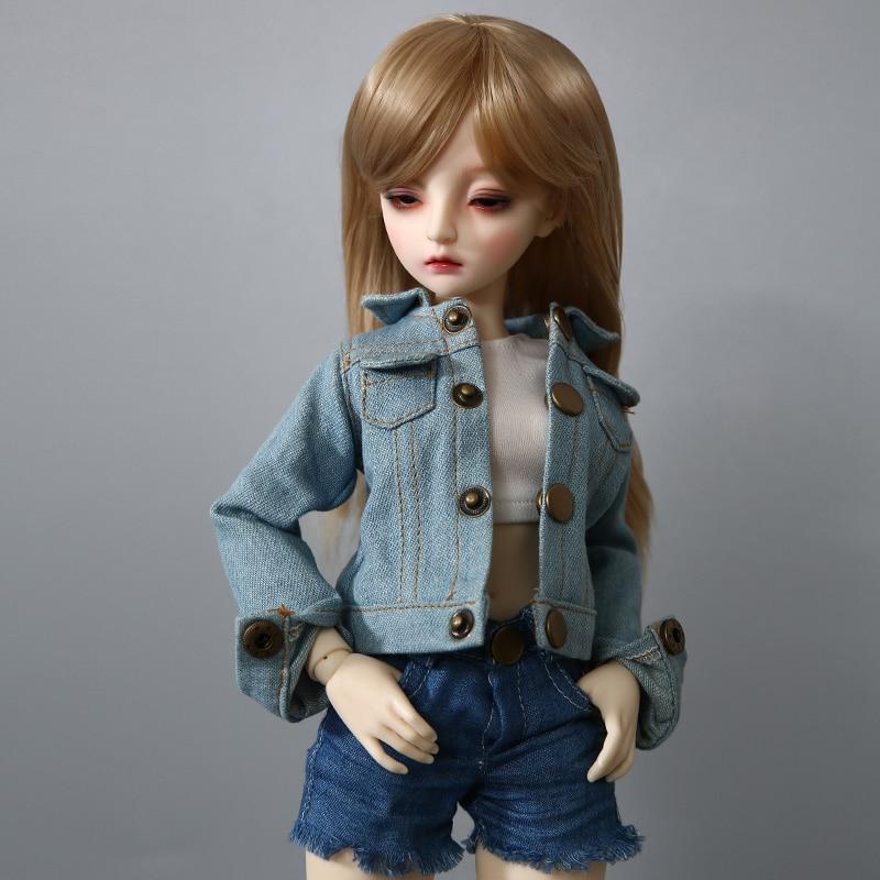 Muñecas BJD Luna 1/3 muñecas bjd sd modelo niñas niños ojos alta calidad juguetes tienda resina