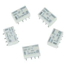 5 pièces SMD G6K-2F-Y relais de Signal 8PIN pour relais Omron DC 5V