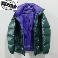 down fashion mens jacket man clothes 2021 streetwear thick 20duck down jacket casual warm coat male hiver casaco lw1100