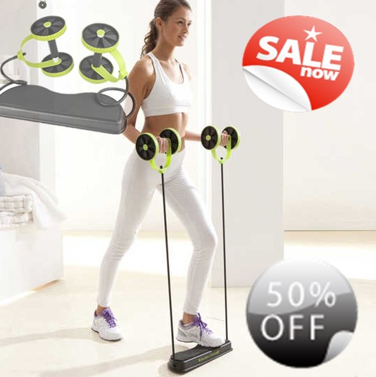 Bauch Rad Hause Bauchmuskeln Rad Fitness Rad Roller Stumm Pull Seil Multi-Funktion Abnehmen Bauch Gerät