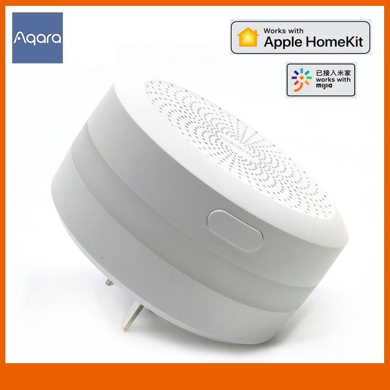 Centro de enlace inteligente Aqara Zigbee, luz Led nocturna RGB con WIFI para casa, producto para Control de aplicación remota
