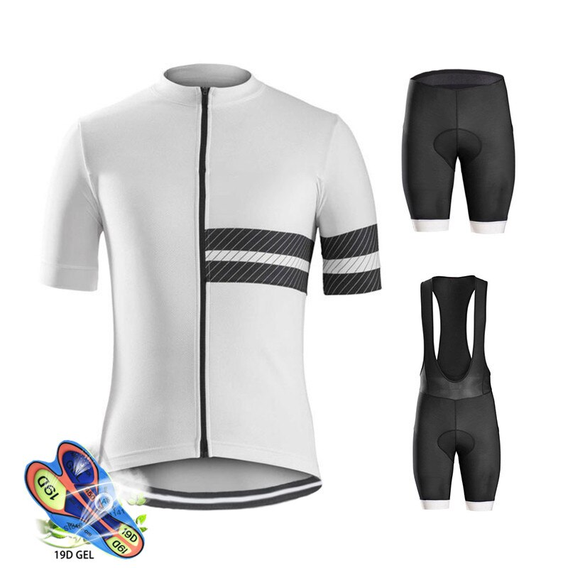 2020 hombres Ciclismo ropa Pro equipo triatlón Ciclismo conjunto manga corta Maillot Ciclismo raphaing Ciclismo Jersey verano transpirable