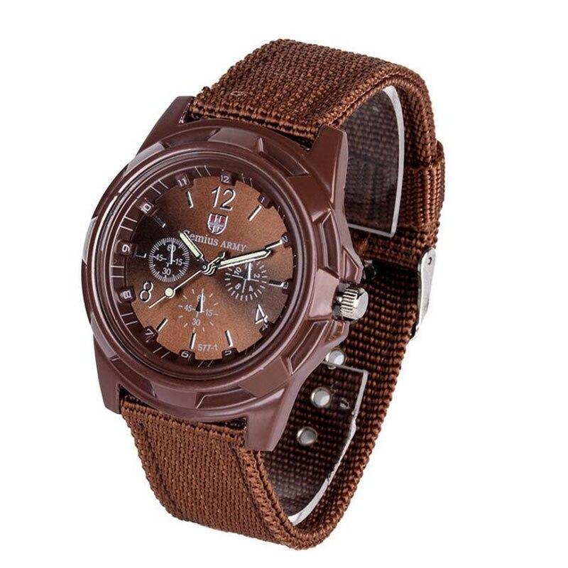 Reloj de cuarzo militar de marca de lujo, reloj de pulsera deportivo para hombre, reloj de pulsera para hombre, reloj de pulsera para hombre A106