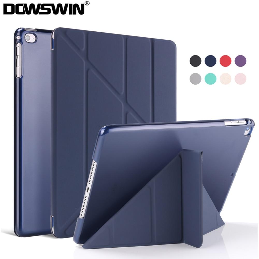 Para iPad 2 3 4 1 2 3 10,5 funda de silicona para iPad 10,2, 2019, 9,7, 2018 6th 7th generación carcasa para iPad Mini 4 5 Capa