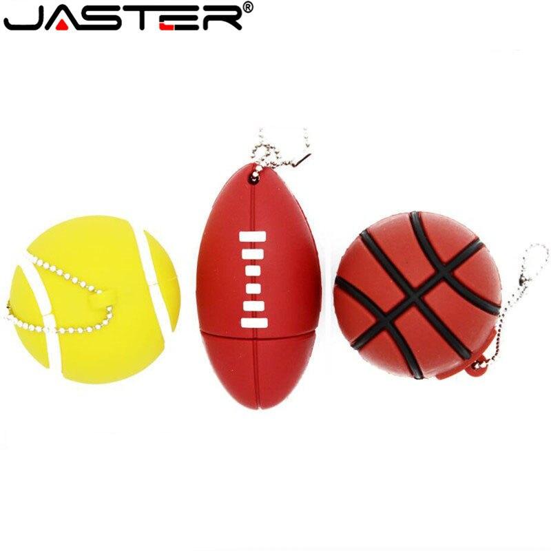 POWERONE balle de sport clé usb 64GB 16GB 32GB clé mémoire basket-ball clé usb 2.0