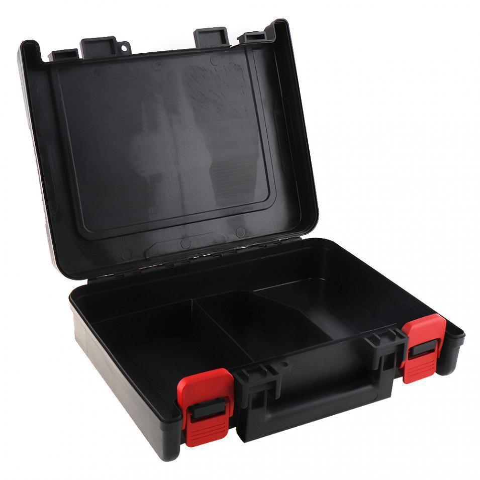 Funda de almacenamiento de caja de herramientas Universal VOTO 12V 16,8 V 21V con longitud de 320mm para taladro de litio eléctrico destornillador (VT7003)