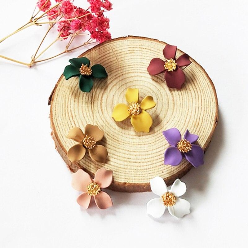 10 Uds encantos esmaltados flores pintura en aerosol mariposa flores aleación pulsera de colgantes pendientes hacer DIY joyería accesorios regalos