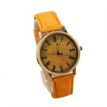 Women Men Watch Luxury Famous Leather Band Watches Clock Wedding Analog Quartz Wristwatch Business U