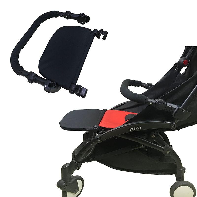 Stroller Bar Handle bar for Babyzen Yoyo Bumper Bar Footrest Sleeping Board Extender Toddler Yuyu Yoya Stroller Accessories