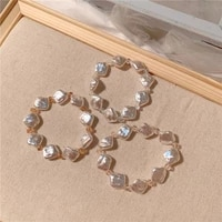 canze women korean design crystal bracelet creative diamond hand beaded pearl bracelet hand catenary jewelry