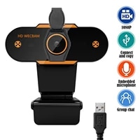 for pc computer mac laptop youtube camera webcams full hd 1080p web cam desktop pc video calling webcam camera with microphone