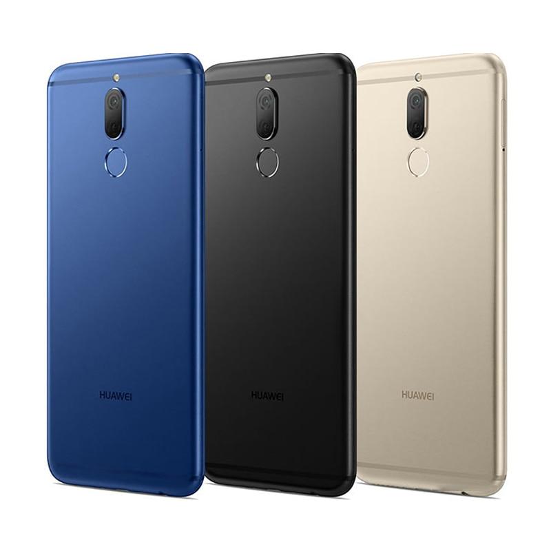 celular Huawei Mate 10 Lite smartphone 4GB 64GB Kirin 659 16MP Rear Camera 3340 mAh Mobile Phones enlarge
