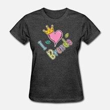 Men t shirt I Love Brenda Pink Heart For Valentine s Day Women tshirts