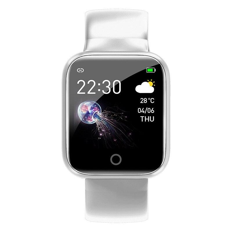 smart bracelet heart rate blood pressure sleep test inch running
