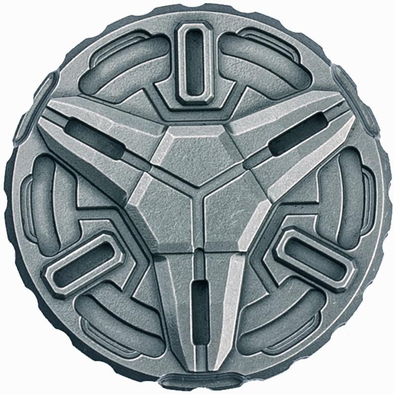 Metal Pop Coin PPB War Fidget Spinner Fingertip Ring Tide Play EDC Magnetic Finger Stress Reliever Pocket Toys Funny Gifts enlarge