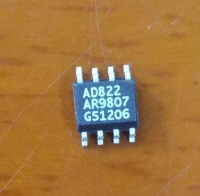 10pcs AD822 AD822A AD822AR AD822ARZ sop-8 Chipset nuevo original