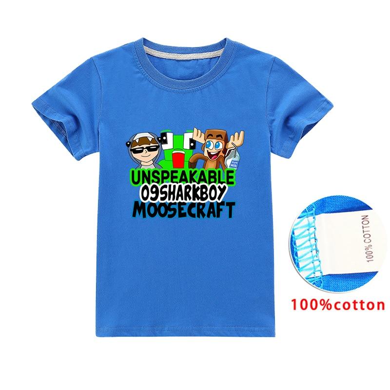 ¡Nuevo! Ropa de verano para niños, camisetas Prestonplayz para bebés, ropa para niños y niñas, camisetas Gta 5, camisetas para niños, Alan Walker