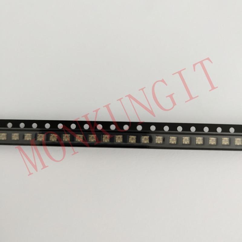 100-1000 Uds APA102 2020 Chips LED 2020 SMD matriz programa RGB inteligente LED APA102 2020 256 6A Chips LED DC5V para direccionable panel