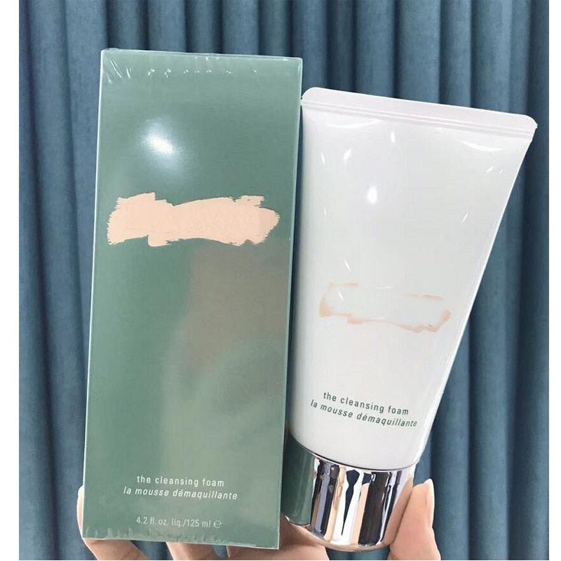 New Sealed Face Cleaning Make up The Cleansing Foam Mousse Moisturizing 125ml with high quality