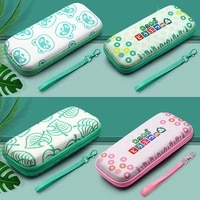 animal crossing nintend switch game cases protection for nintendo switch accessories carrying storage bag switch lite hard shell