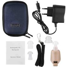 Aide auditive Rechargeable   Mini-amplificateur de son, outils de soins doreille clairs, aide à laudition, amélioration du son doreille, aide sourde
