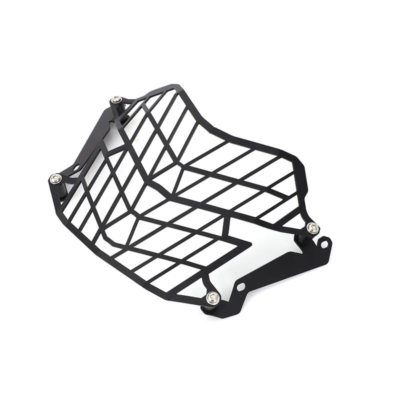 Защитная решетка для мотоциклетной фары, алюминиевая защитная Yamaha Tenere 700 TENERE Tenere700