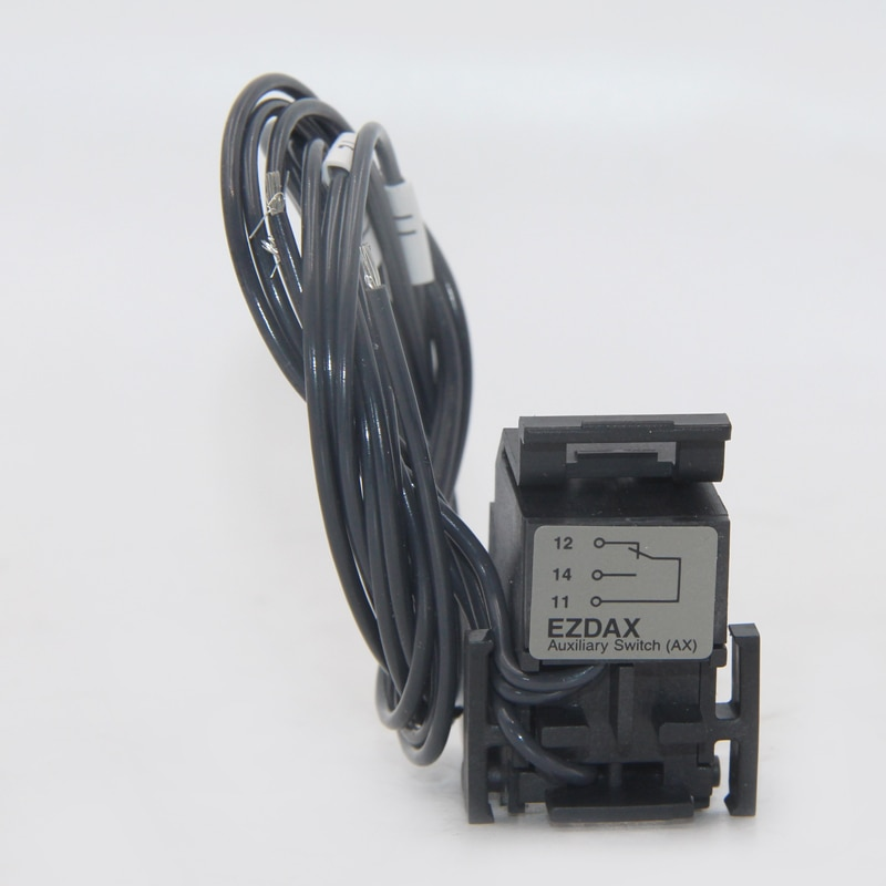 شنايدر-ملحق كهربائي EZDAX AX ، ملحق عالمي إضافي ، مناسب لـ: EZD160 / 250 ، أصلي ، جديد تمامًا